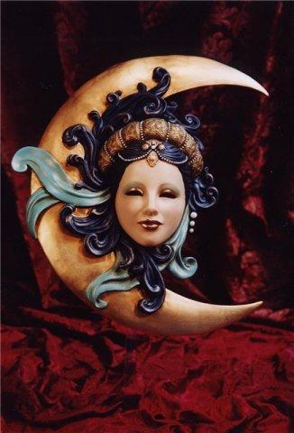 Венецианские маски X_461e5ddf