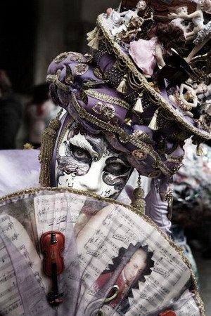 Венецианские маски X_58d6d00e