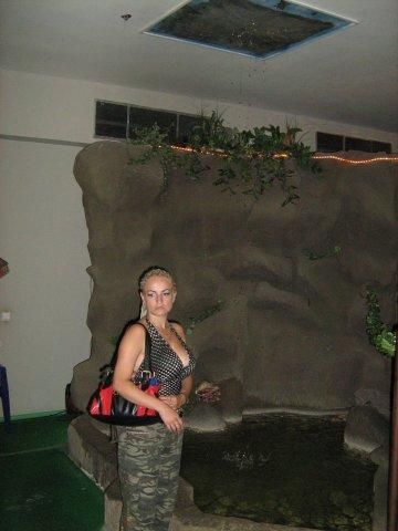 Мои путешествия. Елена Руденко. Киев ( Музей воды ). 2009г. X_9fb53122
