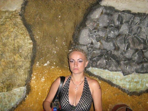 Мои путешествия. Елена Руденко. Киев ( Музей воды ). 2009г. X_a2d5cf50