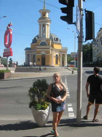 Мои путешествия. Елена Руденко. Киев. 2009г. X_1da7cedf