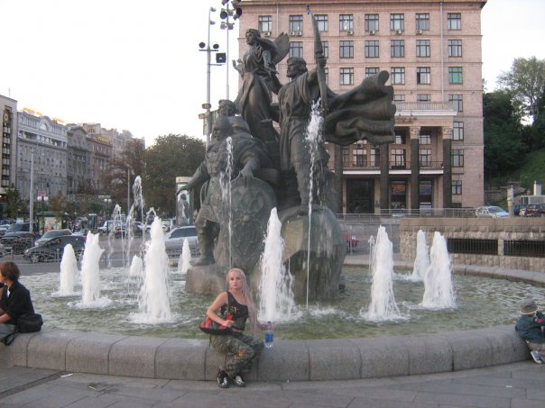 Мои путешествия. Елена Руденко. Киев. 2009г. X_38df6e96
