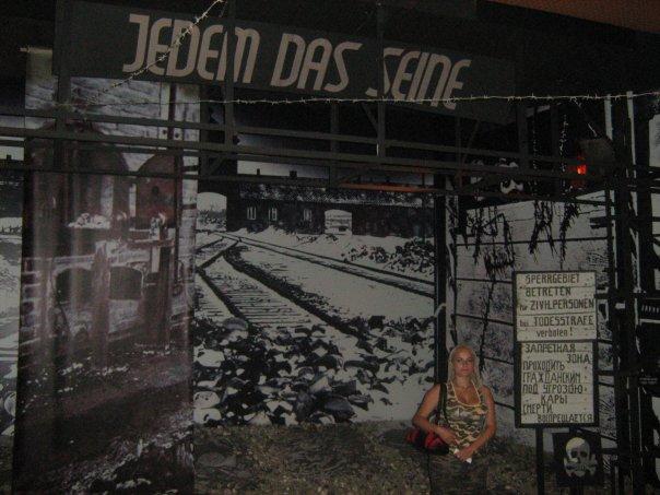"""Мои путешествия. Елена Руденко. Киев (Мемориальный комплекс """" Национальный музей истории ВОВ 1941-1945 г.г. """"  ). 2009г. X_6d92d61a"""