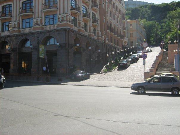 Мои путешествия. Елена Руденко. Киев. 2009г. X_7269f4ec
