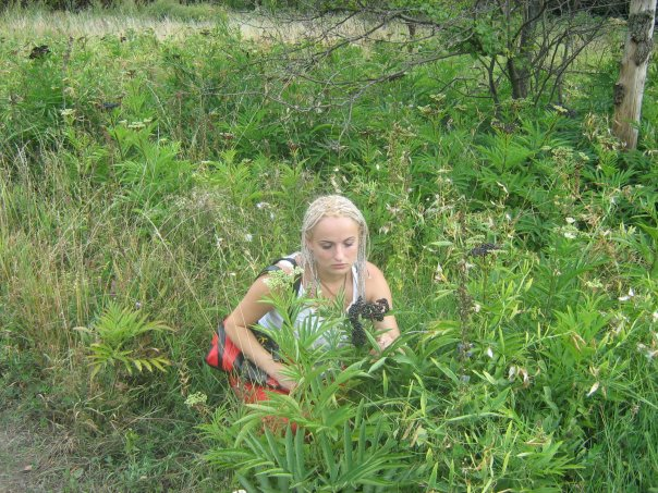 Мои путешествия. Елена Руденко. Киев ( Лысая гора ). 2009г. X_9bbe96ef