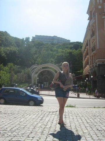 Мои путешествия. Елена Руденко. Киев. 2009г. X_d2b5bdb1