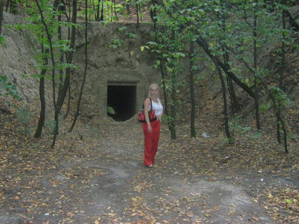 Мои путешествия. Елена Руденко. Киев ( Лысая гора ). 2009г. X_dbbcf547