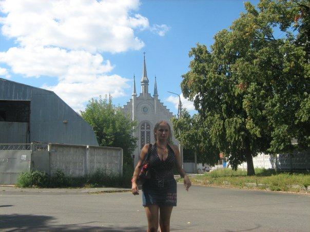 Мои путешествия. Елена Руденко. Киев. 2009г. X_fdc93818