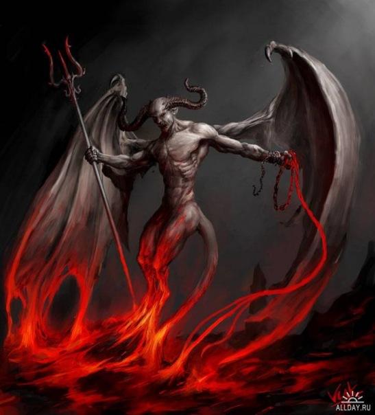 Александр. Амфитеатров. Дьявол в быте, литературе и легенде средних веков X_c7d16648