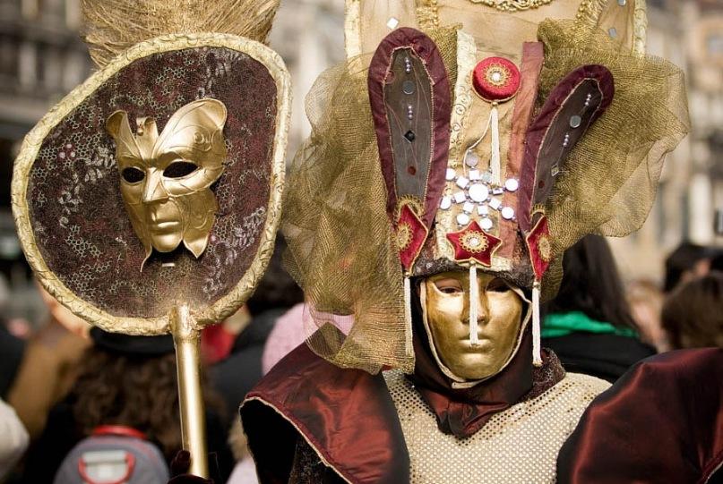 Венецианские маски Y_4139b0d1
