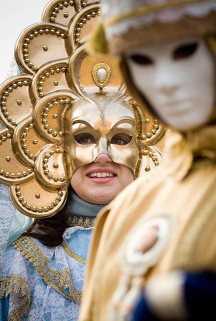 Венецианские маски Y_759b51d6