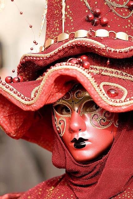 Венецианские маски Y_7b5baa03