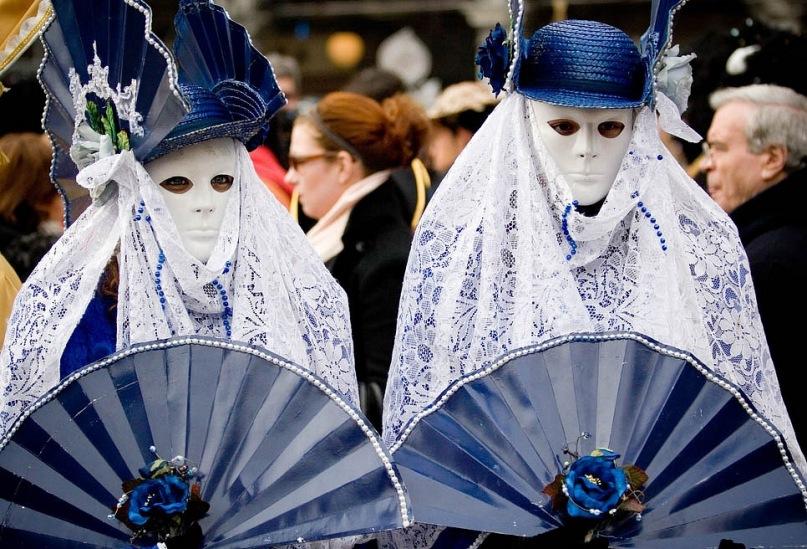 Венецианские маски Y_b082229e