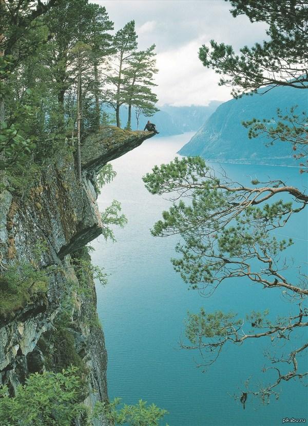 Роскошные пейзажи Норвегии - Страница 6 1444722025_774455387
