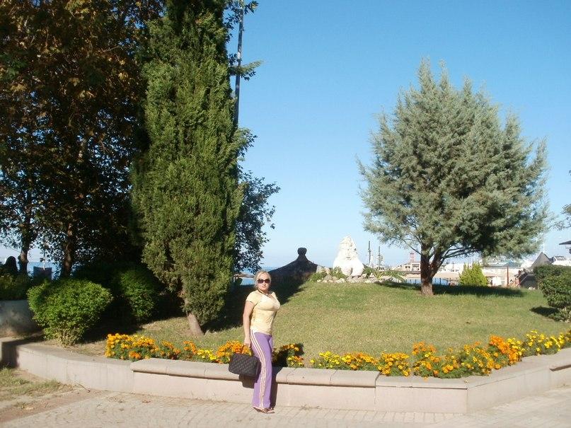 Мои путешествия. Елена Руденко. Турция. Кемер. 2011 г. _agu0bt15Pk