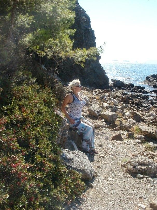 Мои путешествия. Елена Руденко. Остров Фасалис. 2011 г. SZmpUR5fx7s