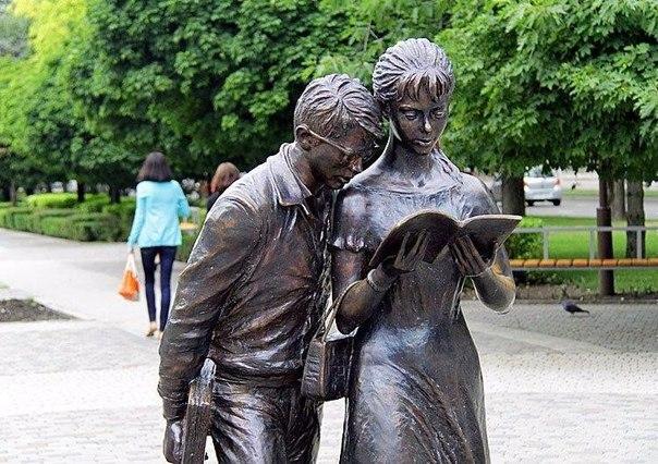 Городские скульптуры - Страница 2 XJIMeOMIFM8
