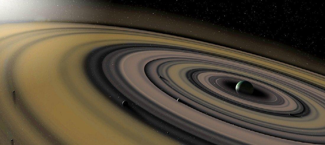 Учёные установили причину неизменности колец Сатурна 2NVYQFzw0zs