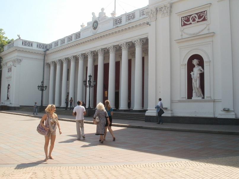 Мои путешествия. Елена Руденко. Украина. Одесса. май 2011г. Y_018ad457