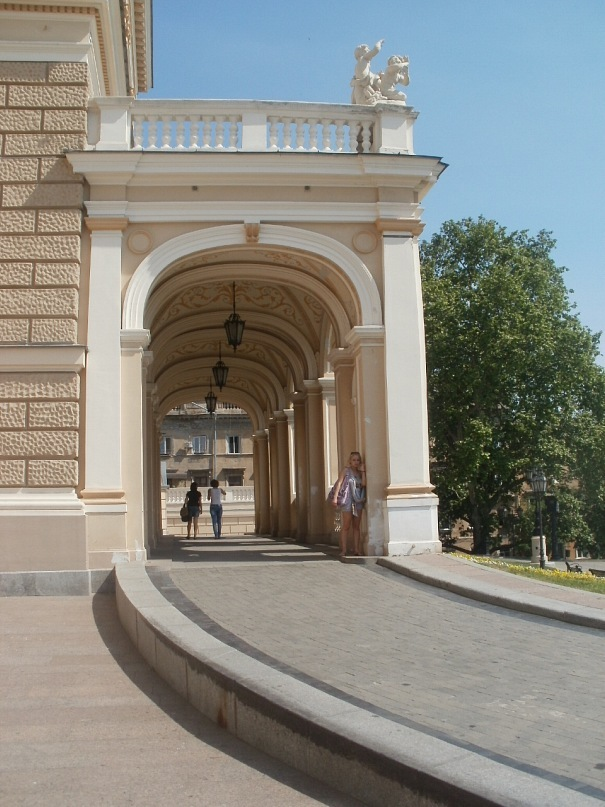 Мои путешествия. Елена Руденко. Украина. Одесса. май 2011г. Y_0ca54a5e