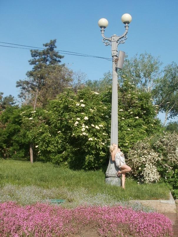 Мои путешествия. Елена Руденко. Украина. Одесса. май 2011г. Y_158586a2