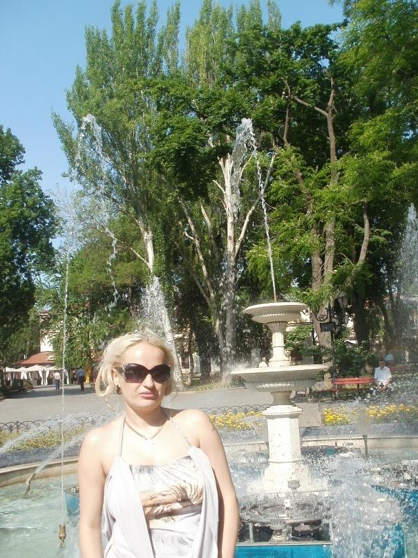 Мои путешествия. Елена Руденко. Украина. Одесса. май 2011г. Y_230716df