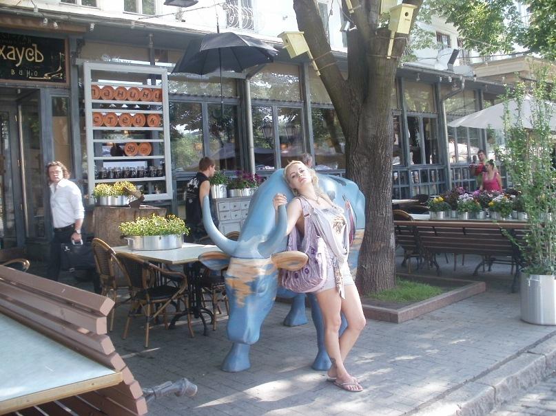 Мои путешествия. Елена Руденко. Украина. Одесса. май 2011г. Y_43e70d8b