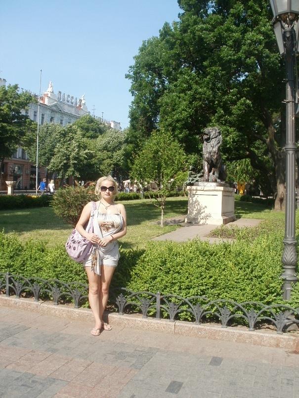 Мои путешествия. Елена Руденко. Украина. Одесса. май 2011г. Y_49e7c90a