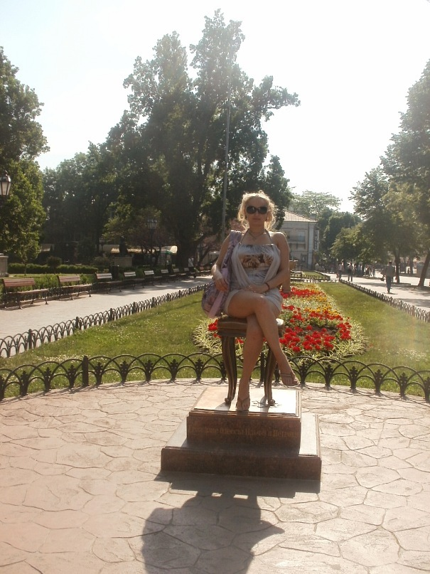 Мои путешествия. Елена Руденко. Украина. Одесса. май 2011г. Y_4aa0aea0
