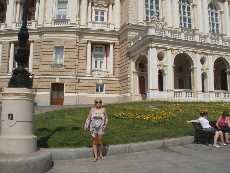 Мои путешествия. Елена Руденко. Украина. Одесса. май 2011г. Y_4f77dd33