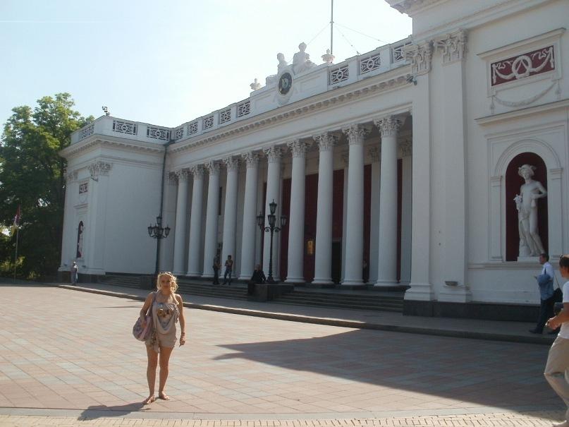 Мои путешествия. Елена Руденко. Украина. Одесса. май 2011г. Y_5bc9e5e6