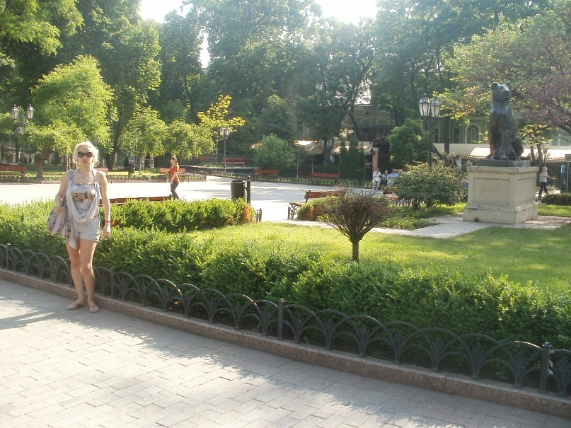 Мои путешествия. Елена Руденко. Украина. Одесса. май 2011г. Y_765a843d