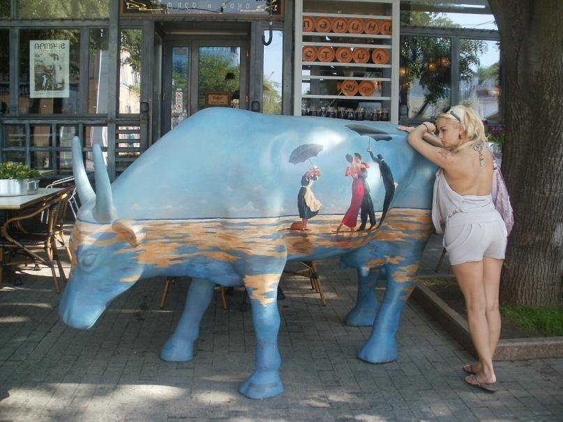 Мои путешествия. Елена Руденко. Украина. Одесса. май 2011г. Y_7ecd8c89