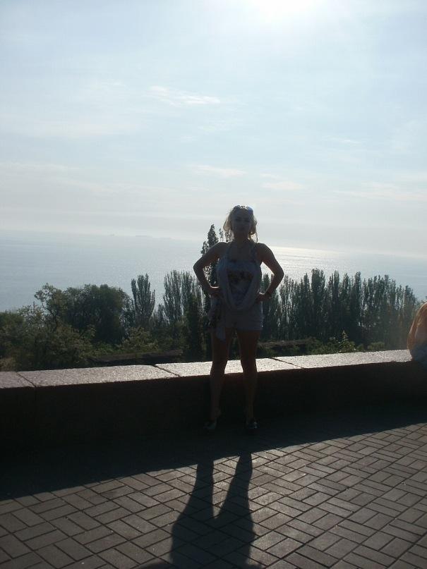 Мои путешествия. Елена Руденко. Украина. Одесса. май 2011г. Y_8eef51a6