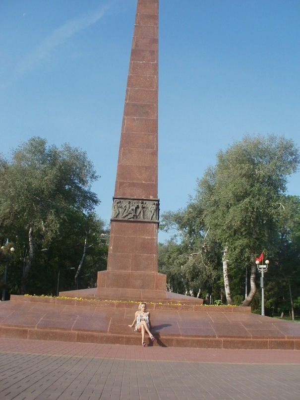 Мои путешествия. Елена Руденко. Украина. Одесса. май 2011г. Y_9c9a63aa