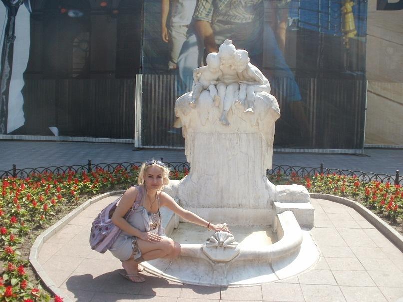 Мои путешествия. Елена Руденко. Украина. Одесса. май 2011г. Y_9f621f0c