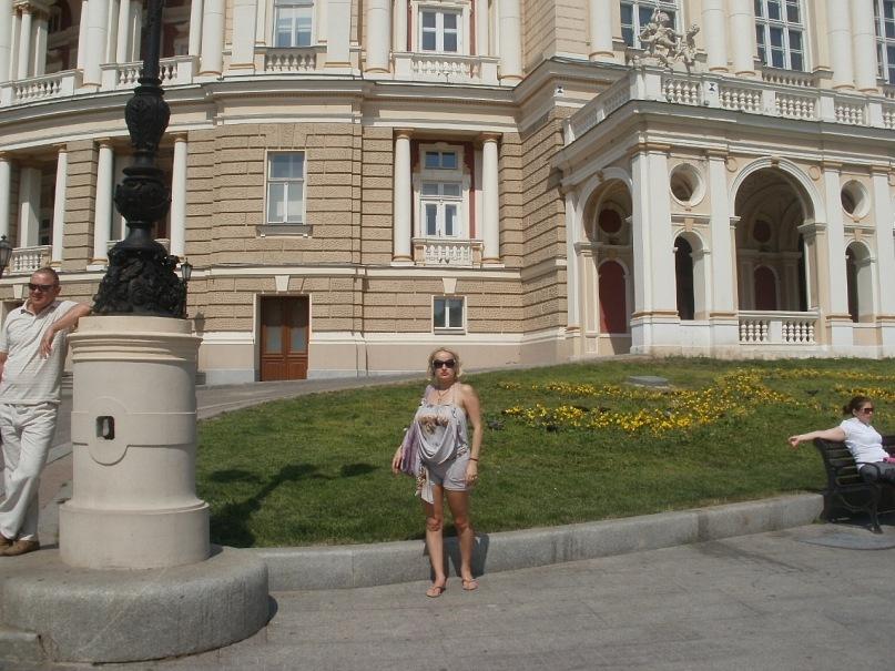 Мои путешествия. Елена Руденко. Украина. Одесса. май 2011г. Y_b396dd6c