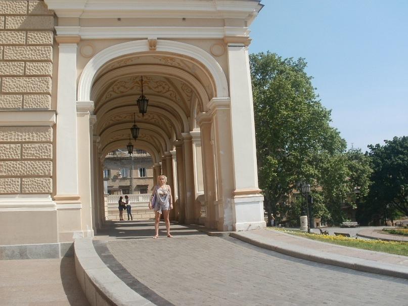 Мои путешествия. Елена Руденко. Украина. Одесса. май 2011г. Y_c1c45977