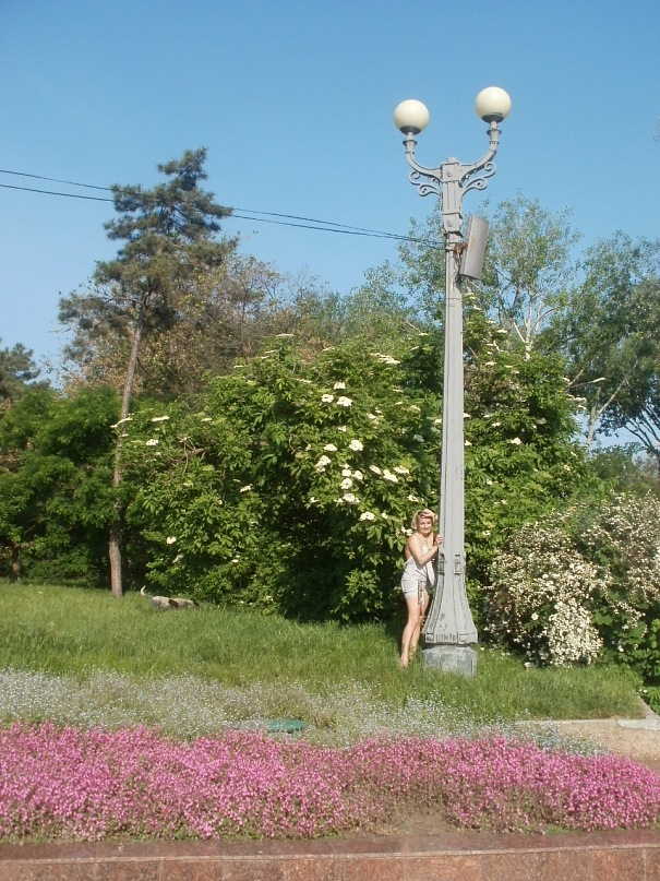 Мои путешествия. Елена Руденко. Украина. Одесса. май 2011г. Y_c42b7ac2