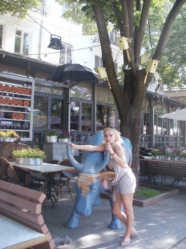 Мои путешествия. Елена Руденко. Украина. Одесса. май 2011г. Y_c57c65f8