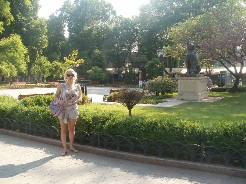 Мои путешествия. Елена Руденко. Украина. Одесса. май 2011г. Y_d3c75848