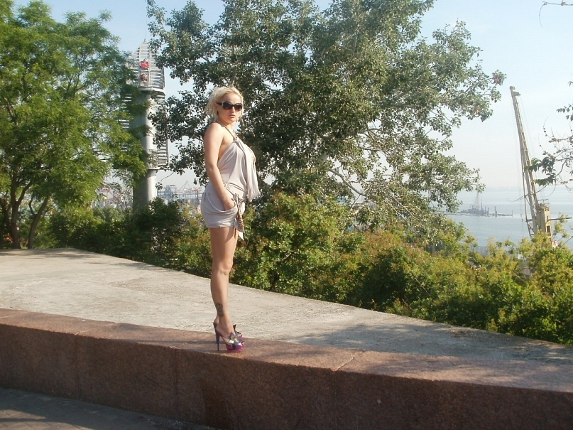 Мои путешествия. Елена Руденко. Украина. Одесса. май 2011г. Y_f08198c0