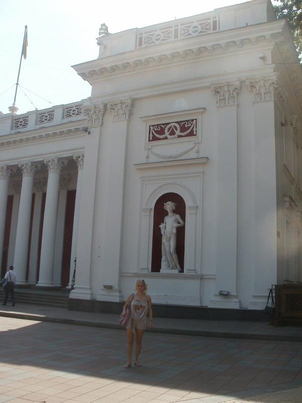 Мои путешествия. Елена Руденко. Украина. Одесса. май 2011г. Y_ff98110e