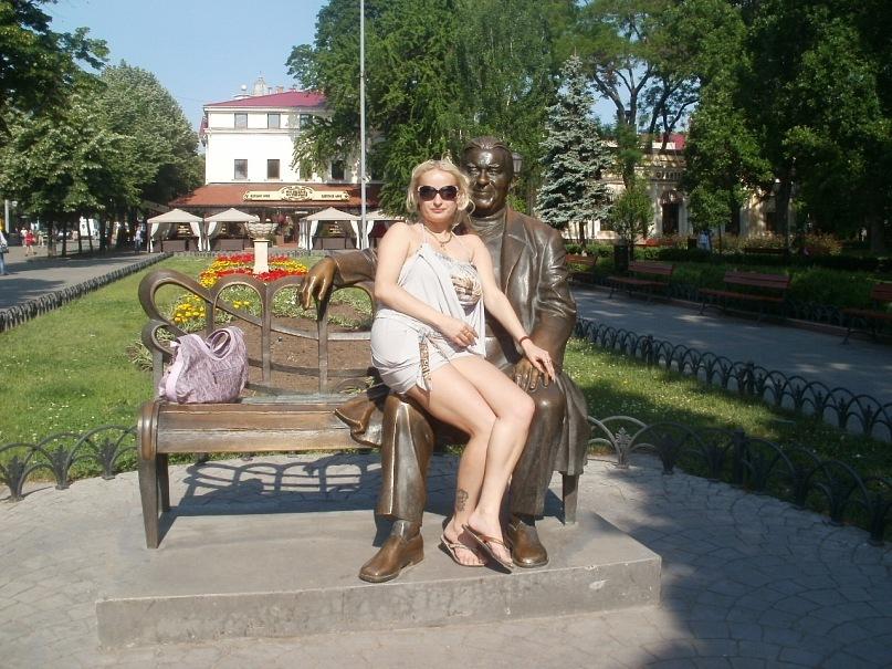 Мои путешествия. Елена Руденко. Украина. Одесса. май 2011г. Y_ffd1bd3b