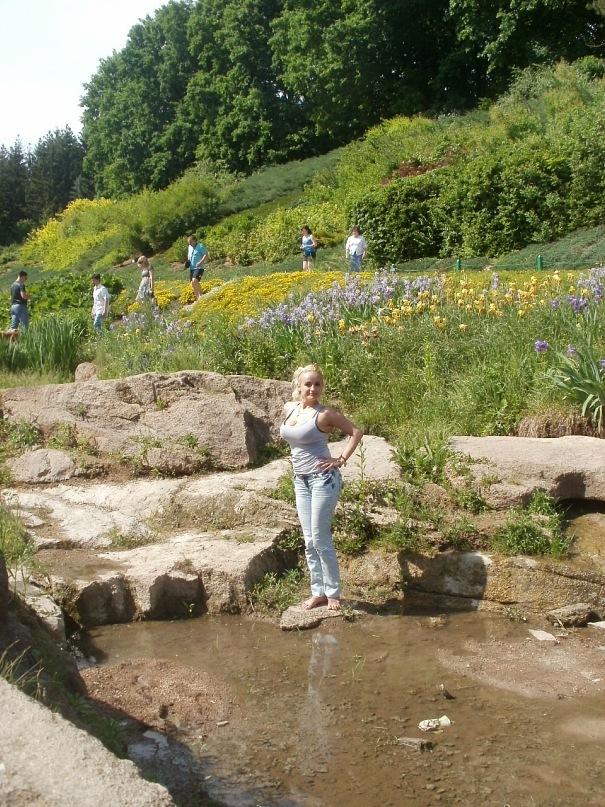 Мои путешествия. Елена Руденко. Украина. Умань. Софиевский парк. 2011 г. Y_058e03f4