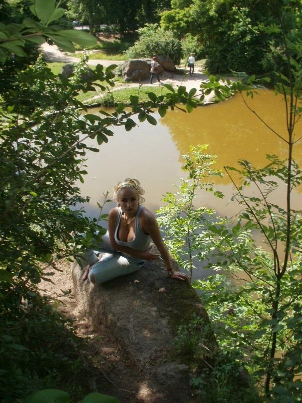 Мои путешествия. Елена Руденко. Украина. Умань. Софиевский парк. 2011 г. Y_0782e407