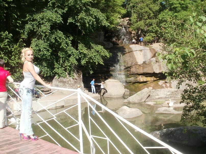 Мои путешествия. Елена Руденко. Украина. Умань. Софиевский парк. 2011 г. Y_2e75ef20