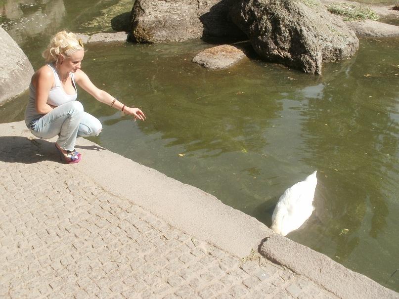 Мои путешествия. Елена Руденко. Украина. Умань. Софиевский парк. 2011 г. Y_32826fd2