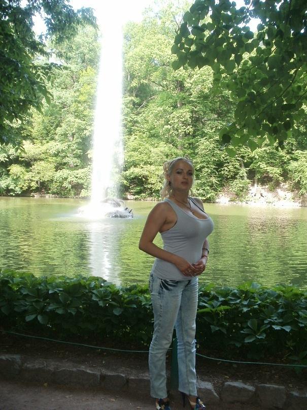 Мои путешествия. Елена Руденко. Украина. Умань. Софиевский парк. 2011 г. Y_6ccbac4d
