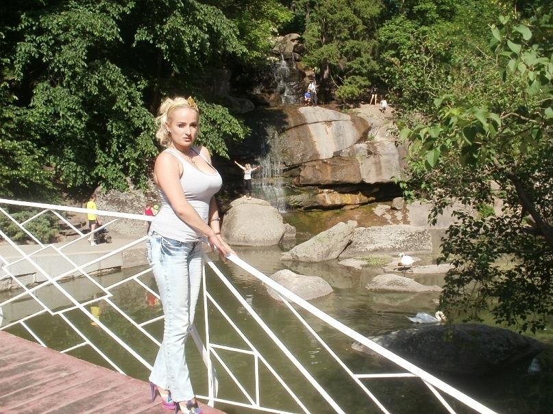 Мои путешествия. Елена Руденко. Украина. Умань. Софиевский парк. 2011 г. Y_76c4e3ee